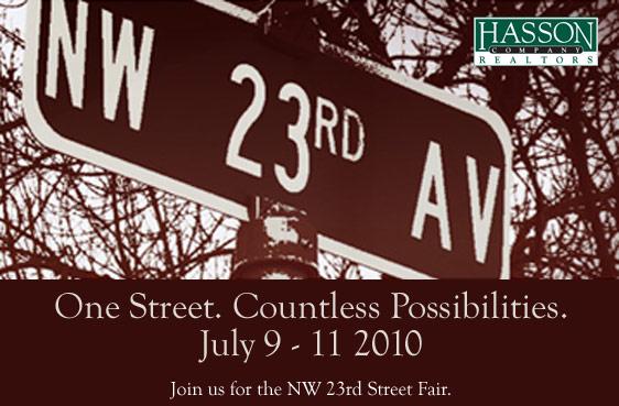 Hasson nw 23rd street fair