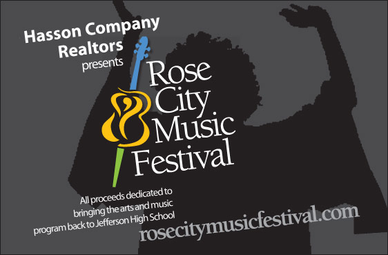 Rose city music festival